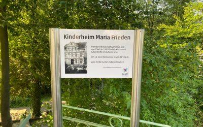 Kinderheim erinnert sich an den Brand 1982